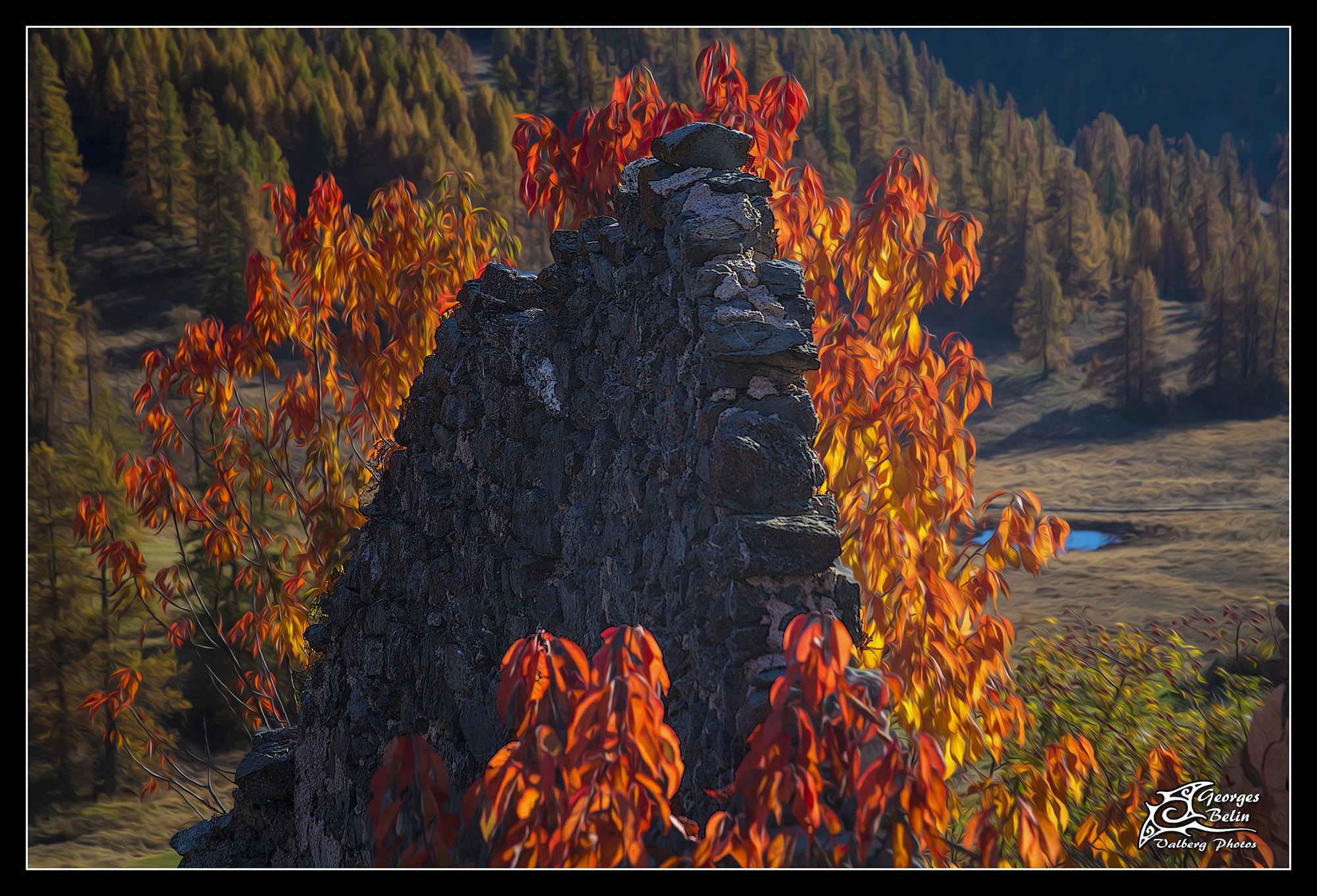 Valberg en automne
