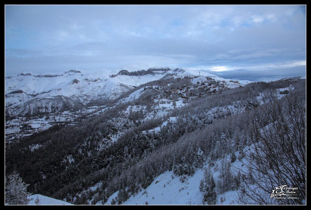 Valberg du Col de Vasson