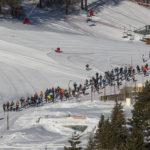 Trail des neiges VALBERG 2018