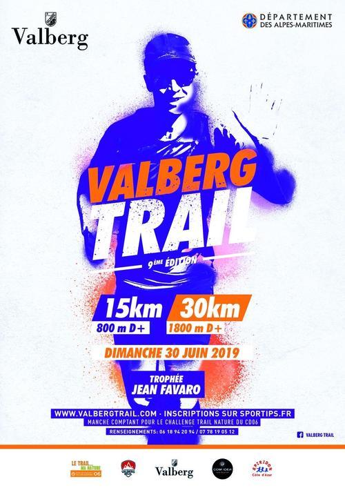 Valberg trail été 2019