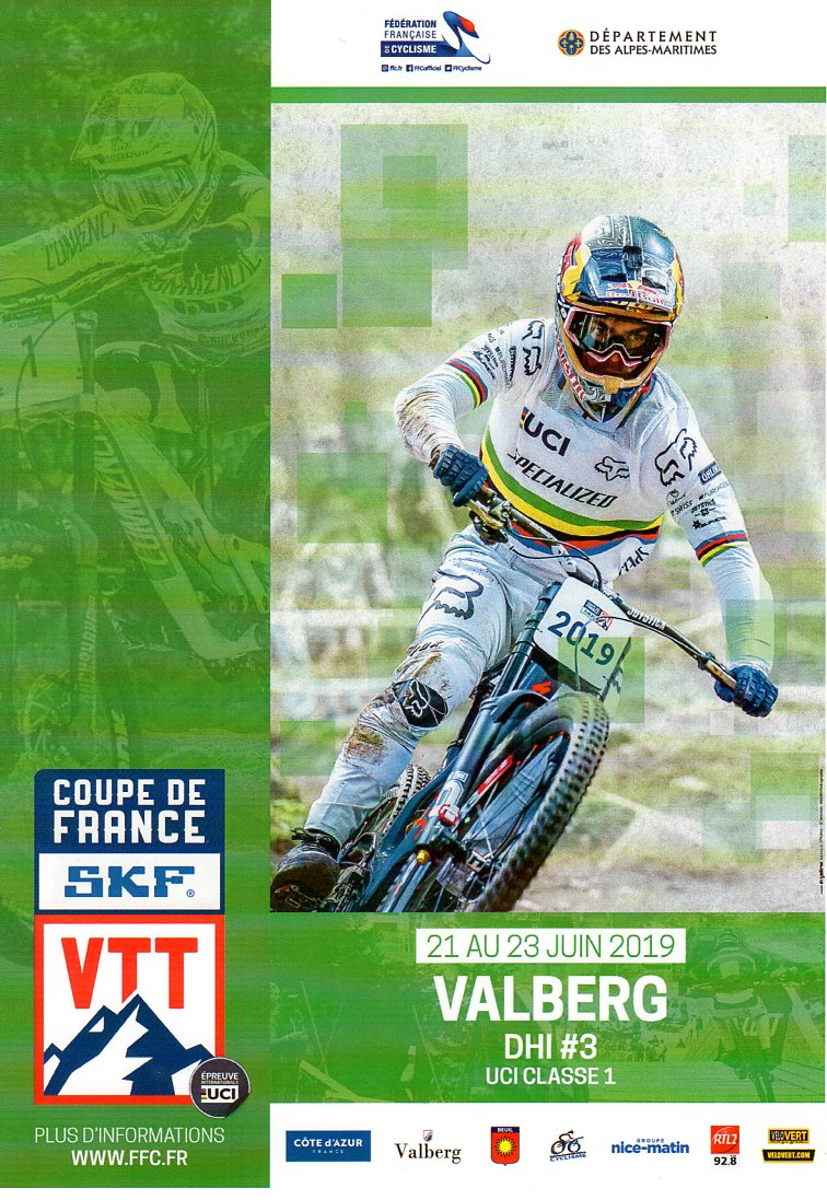 Coupe de France SKF VTT Valberg 2019