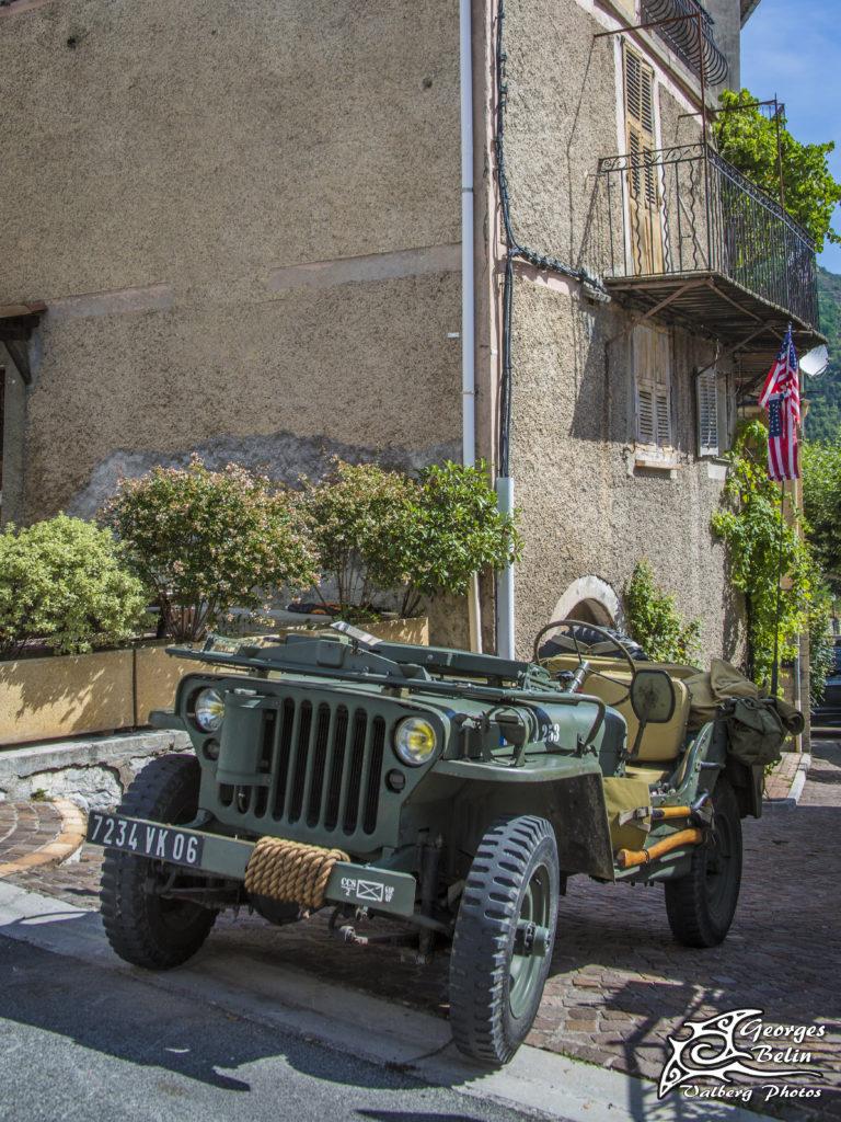 Commémoration du 75 ème anniversaire de la libération de l'arrière pays à Rigaud