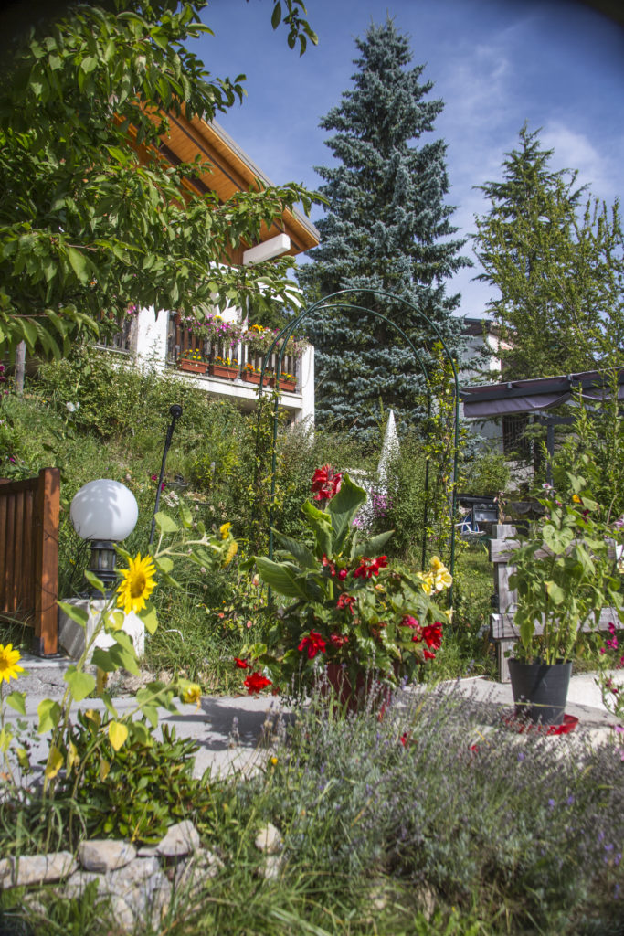 Bed and breakfast Valberg