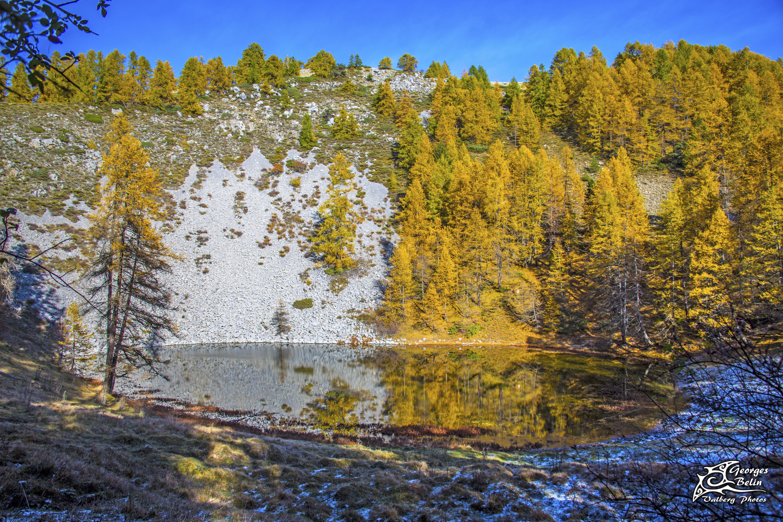 Lac de Beuil