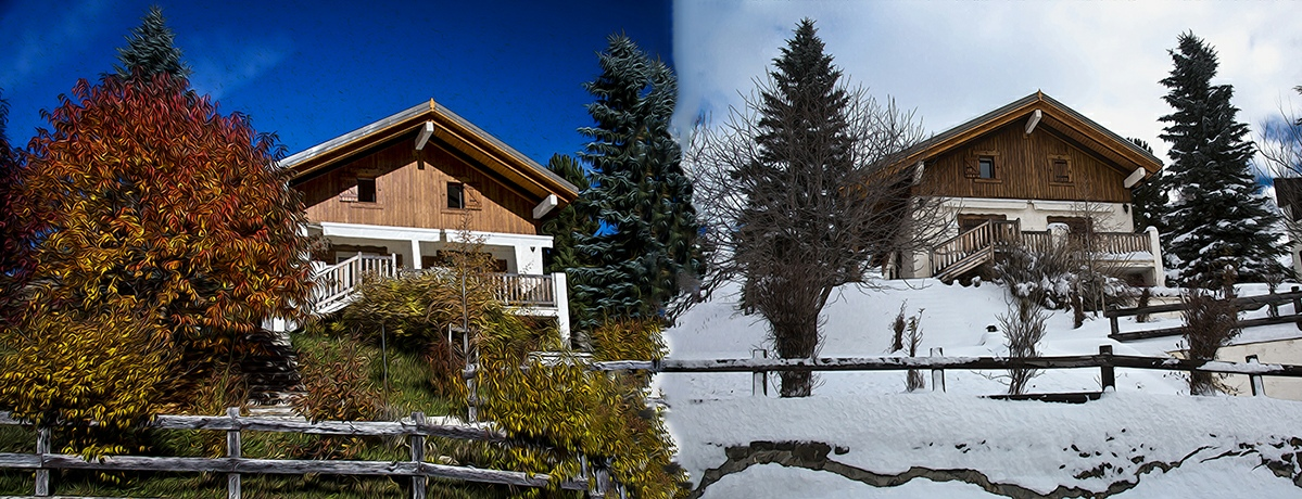 Chambres d'hotes Valberg | Chalet Sainte-Marie Valberg